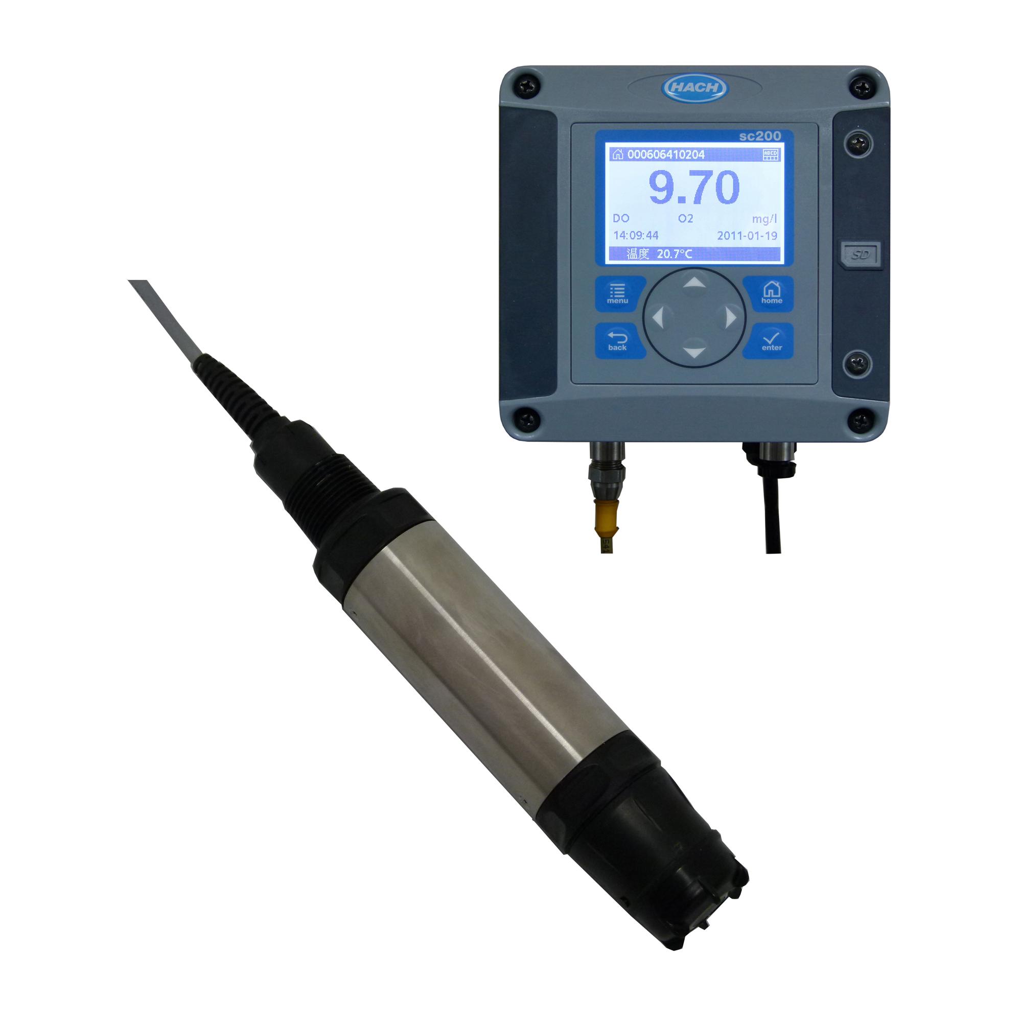 蛍光式溶存酸素計