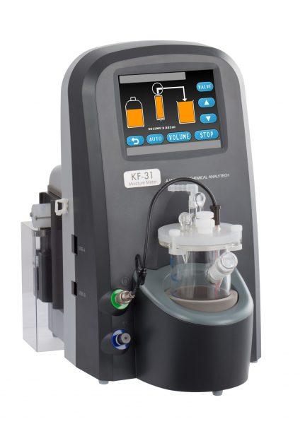 容量法 自動水分測定装置