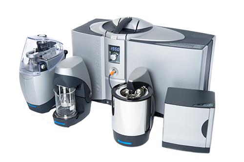 レーザーマイクロンサイザー LMS-3000(レーザー回析・散乱式粒度分布測定器)