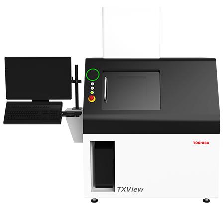 マイクロフォーカスX線検査装置