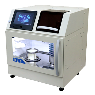 ロボットシフター RPS-01 (音波振動式ふるい分け測定器)